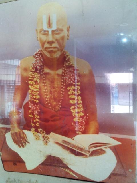 Ethiraja Swamigal